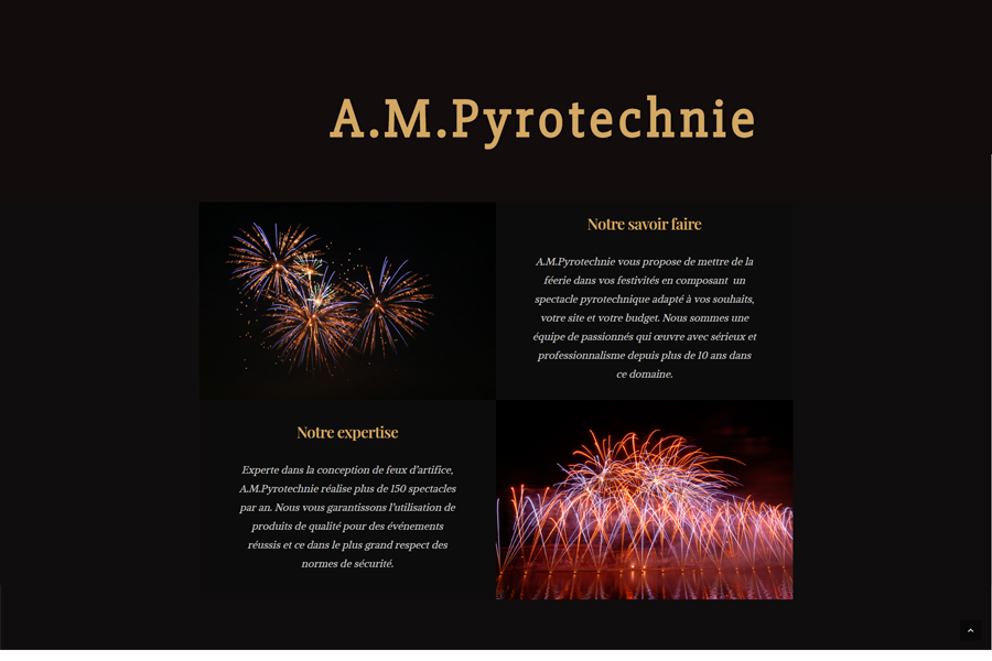 AM pyro image site par softup