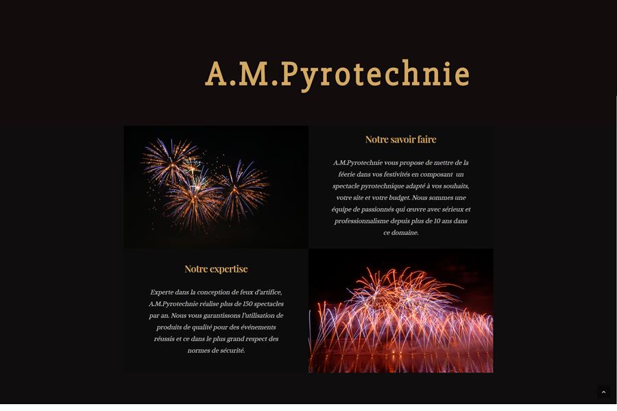 AM pyro image site par softup