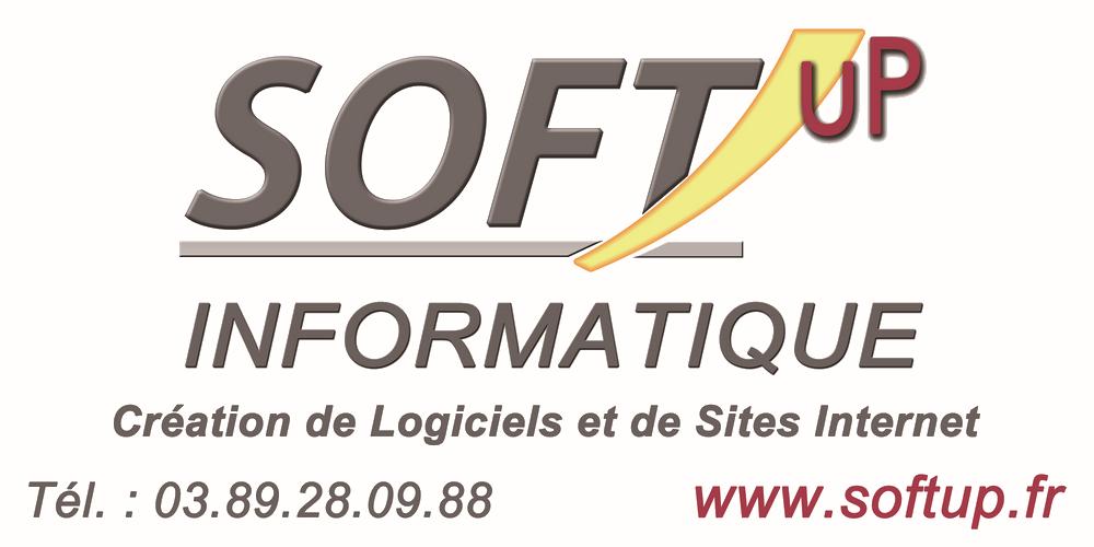 Logo de contact SOFTUP