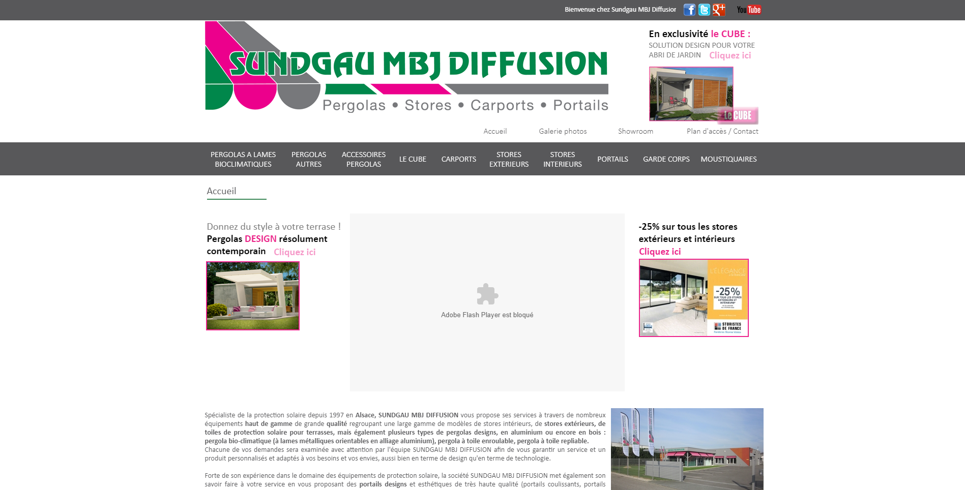 Site MBJ par softup