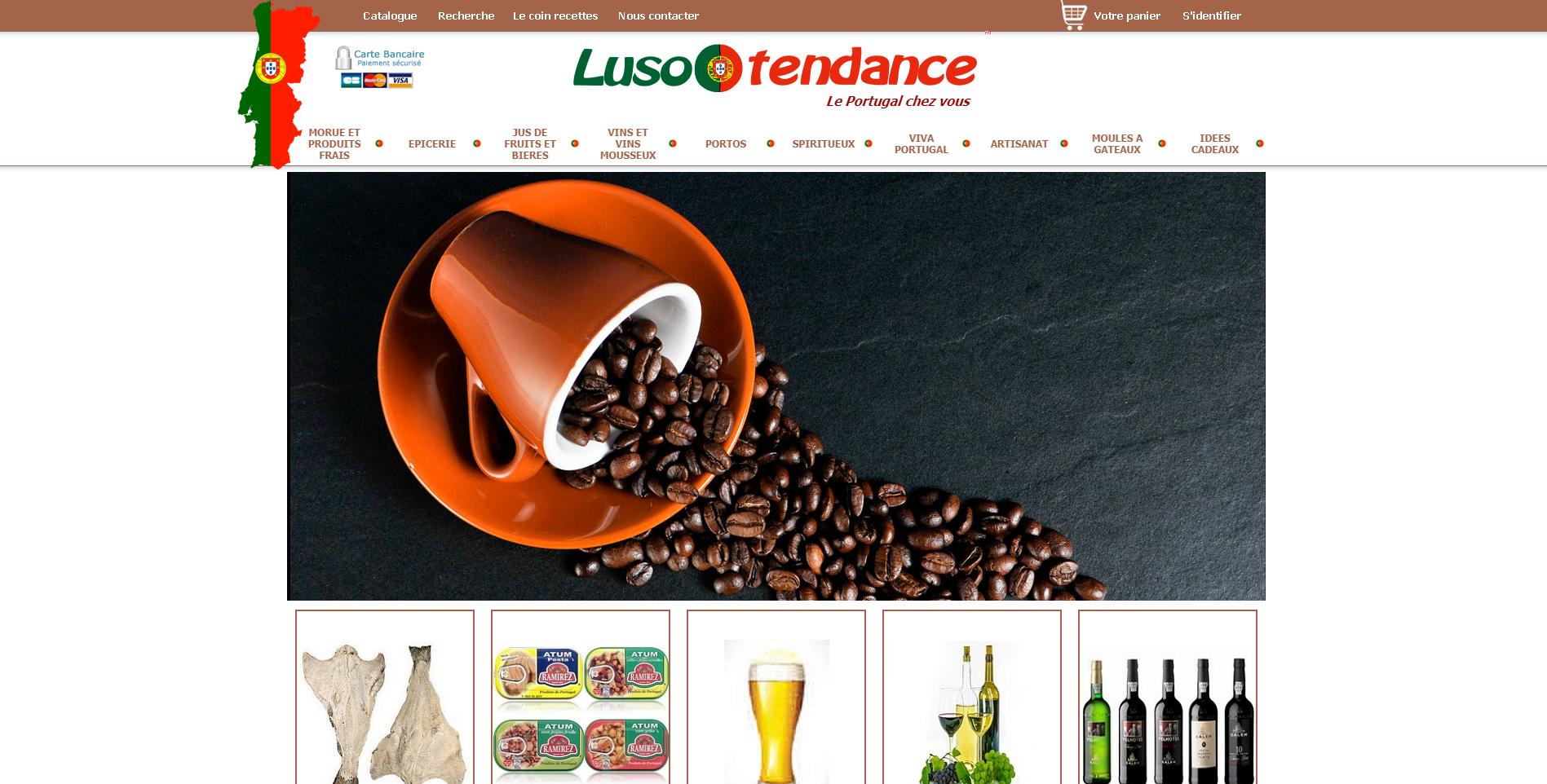 site lusotendance par softup