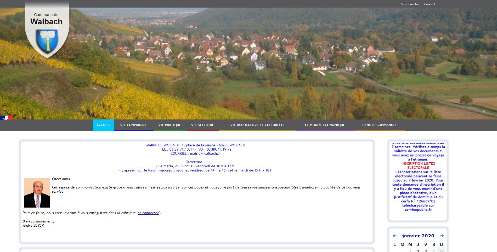 site walbach par softup
